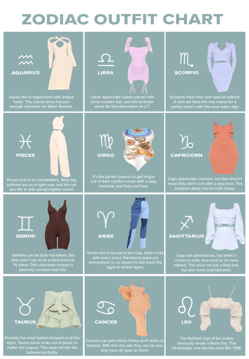 Pisces Season Outfits