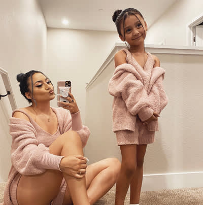 Mommy and Me Cozy Set
