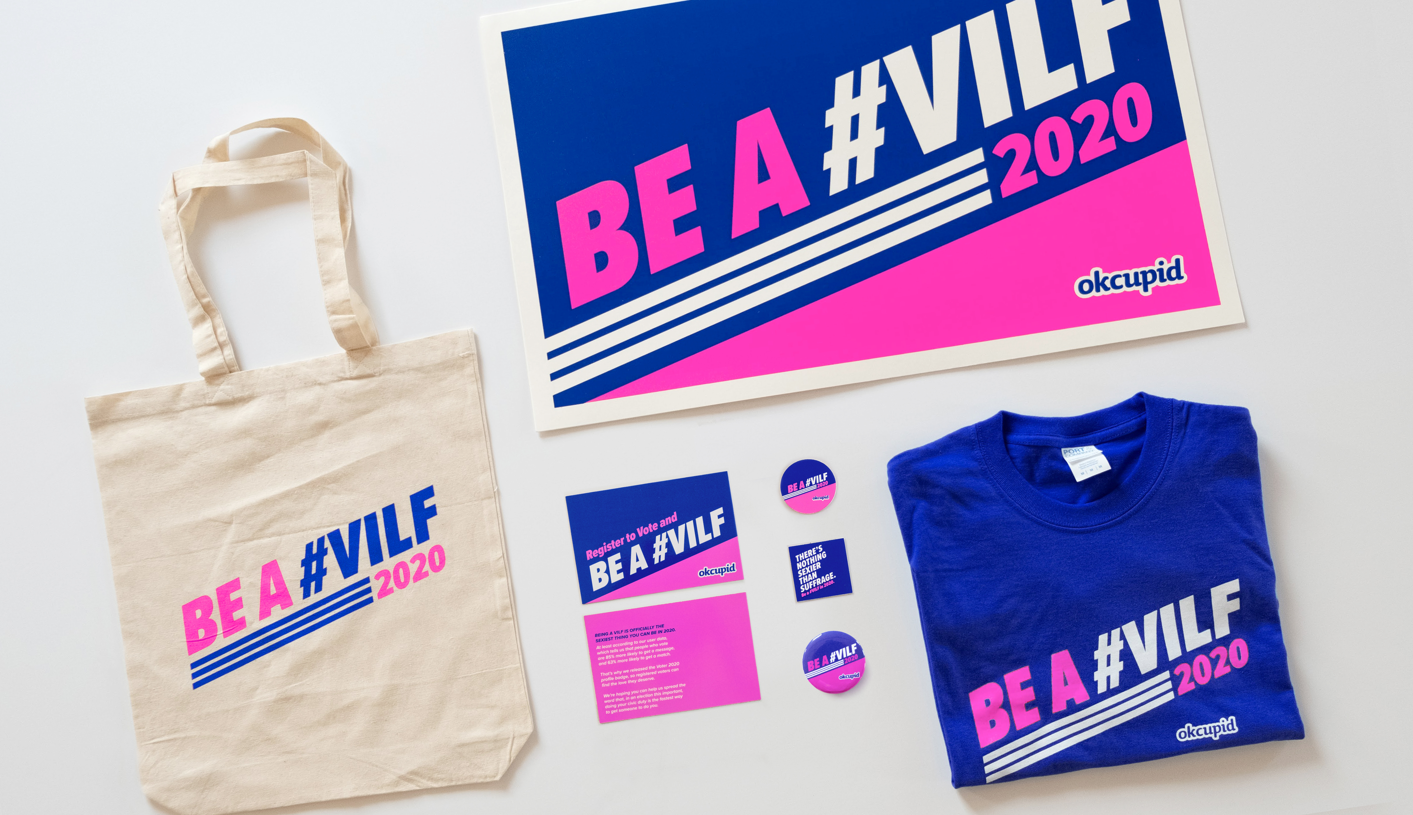 vilf swag for campaign