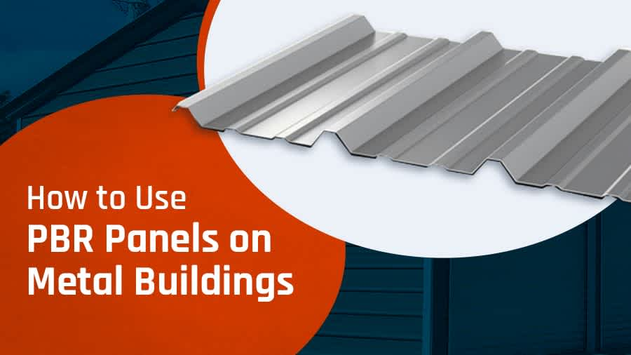 thumbnail for How to Use PBR Panels on Metal Buildings