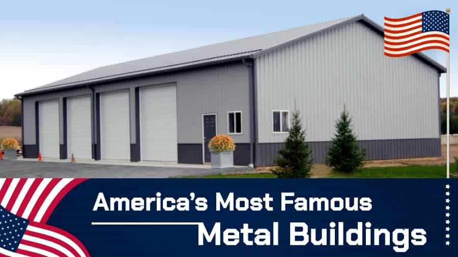 thumbnail for America's Most Famous Metal Buildings