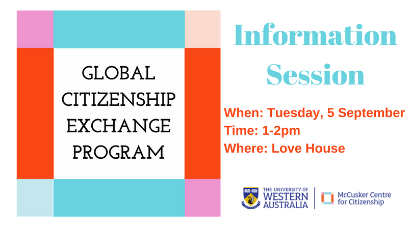 Global Citizenship Exchange program- Facbook Event