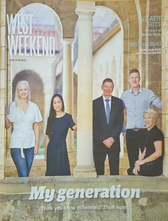 McCusker Centre - West Weekend Piece