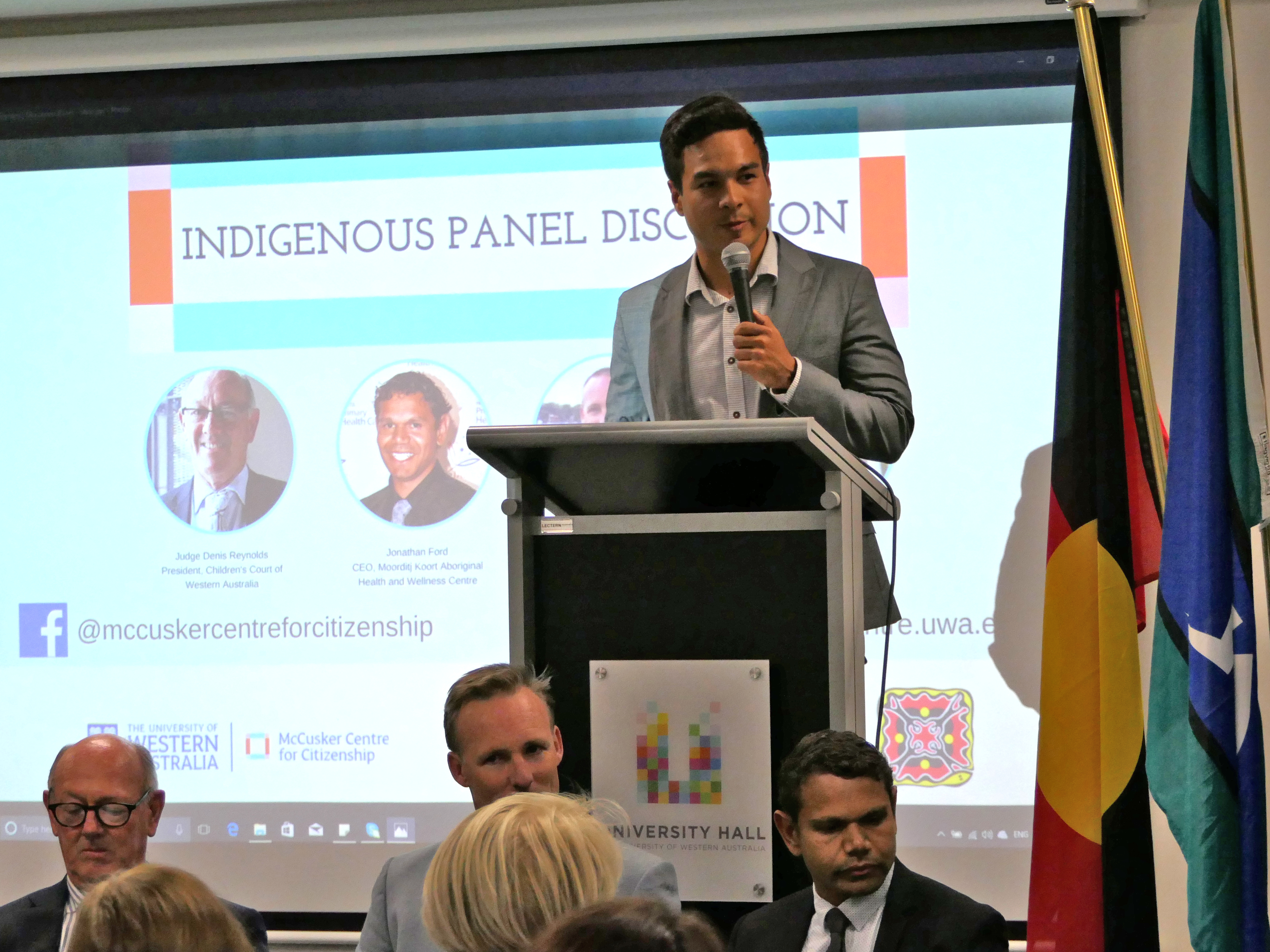 Indigenous Panel Discussion