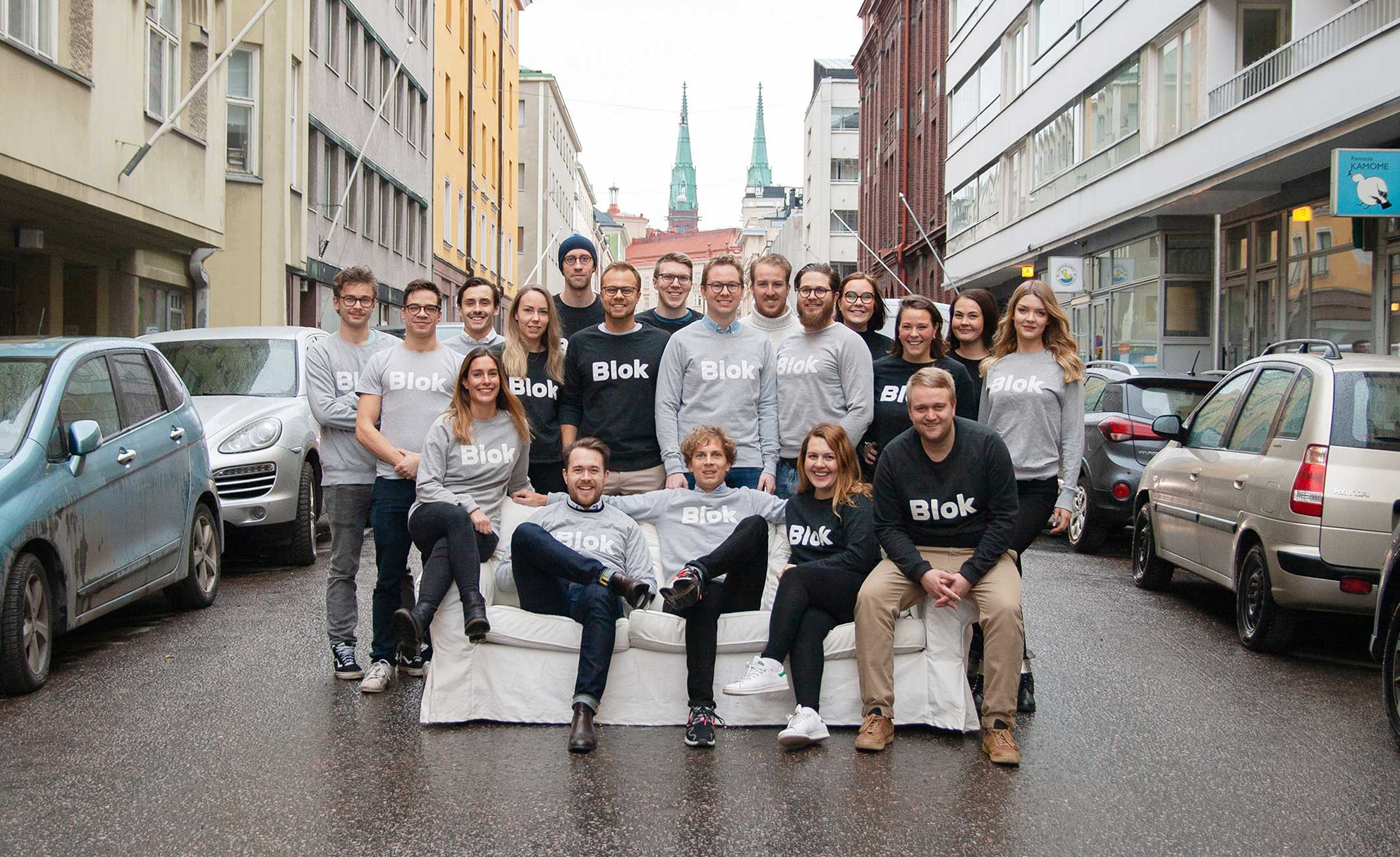 Blok Raises €3.5m – Will Expand to 20 European Countries by 2025