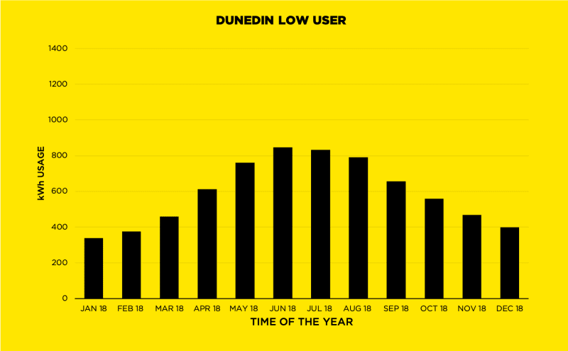 Dunedin Pricing | Low User