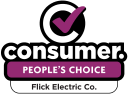 Consumer People's Choice Badge for Flick Electric
