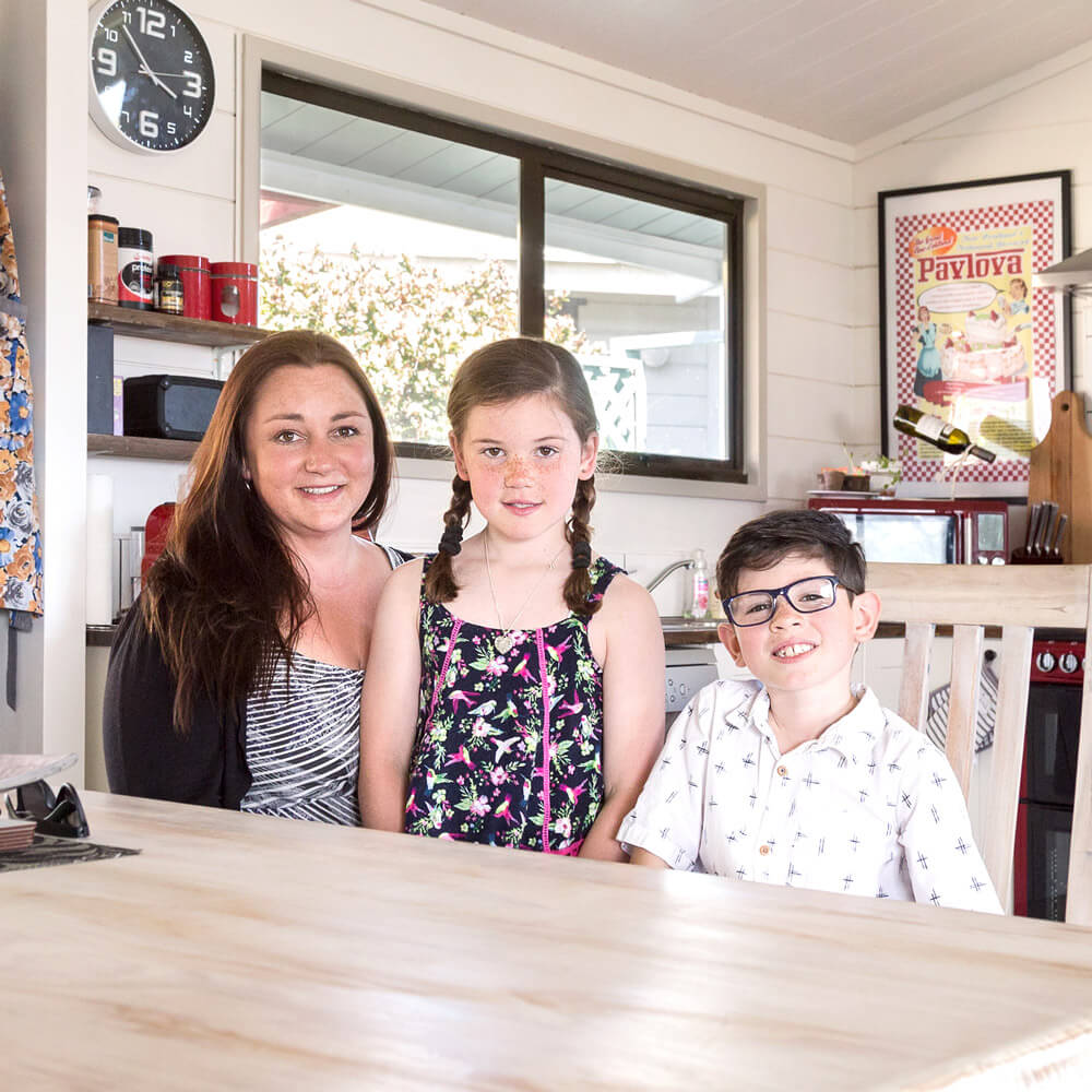 The McLeod family of Wellington - living in energy poverty