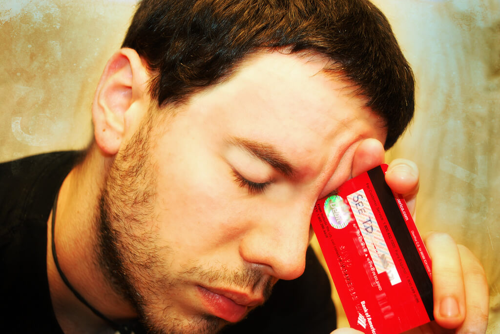 Credit card woes
