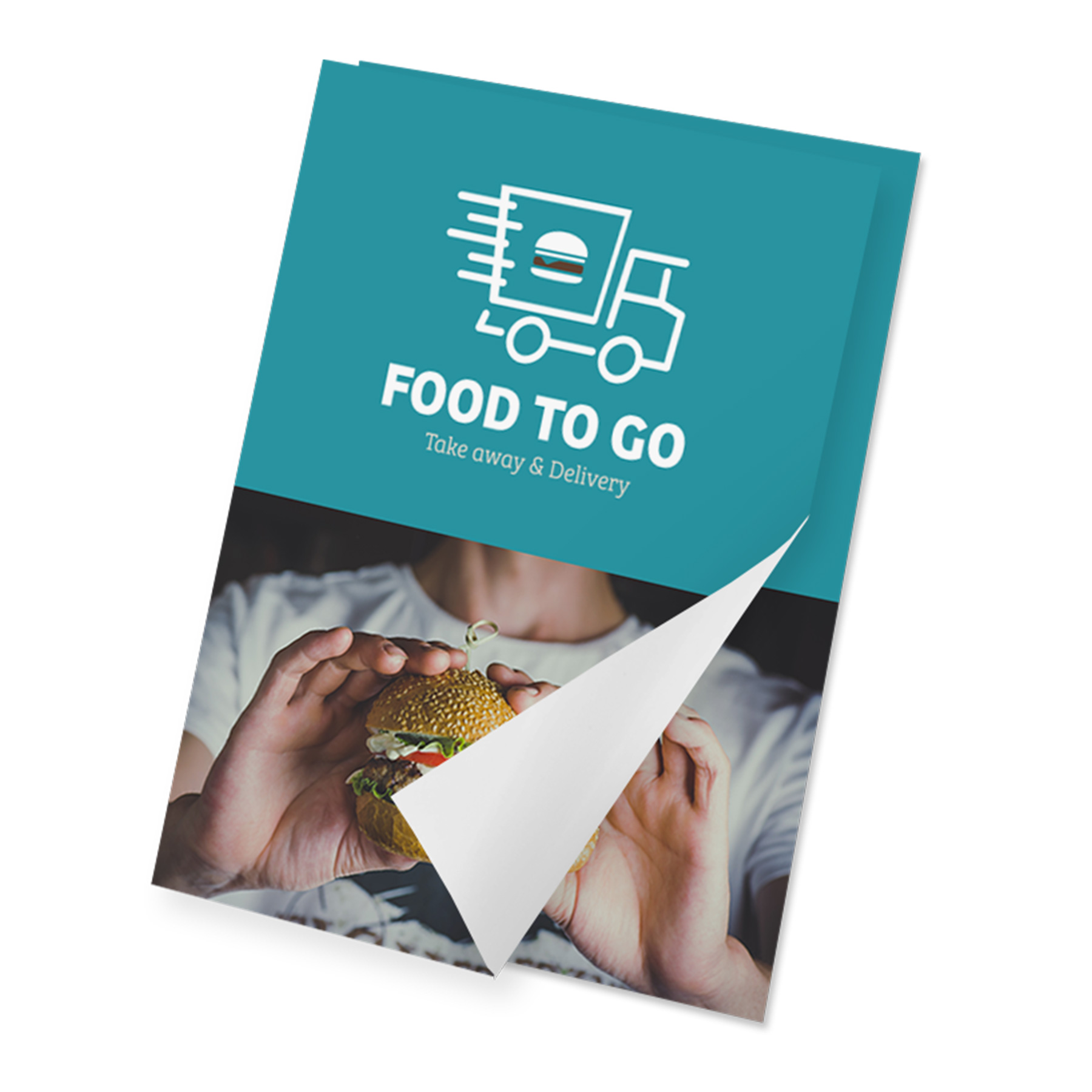 Food To Go posters