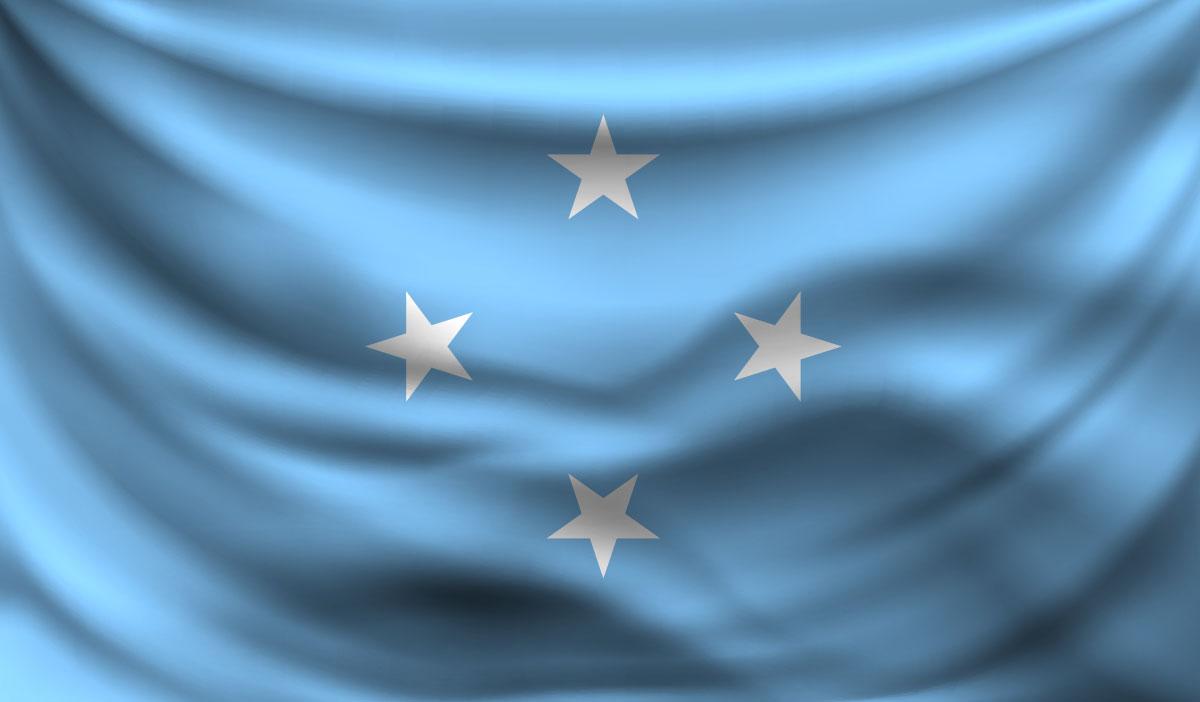 Vlag-Micronesie