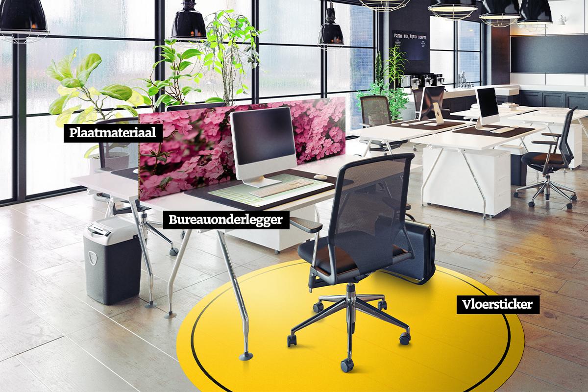 Blog-kantoor
