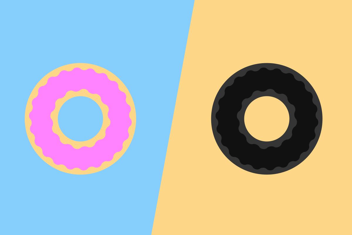band-donut