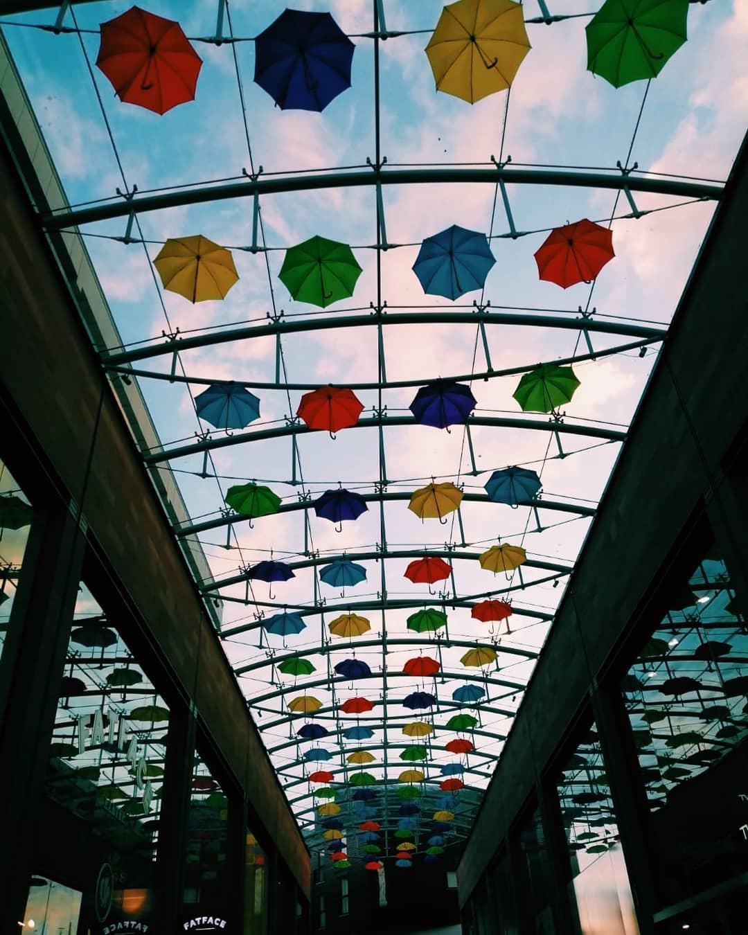 Paraplu-city-dressing