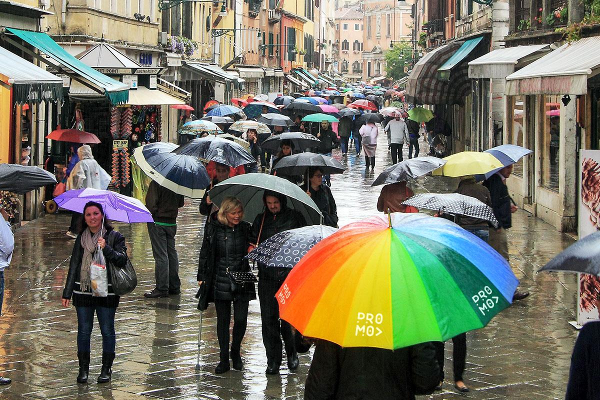 Relatiegeschenk paraplu