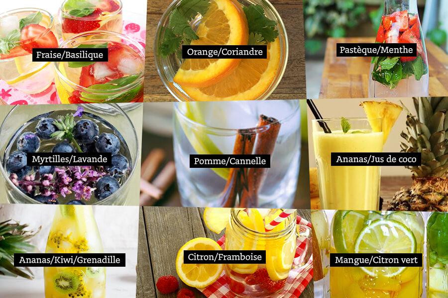 Drinkware-recepten