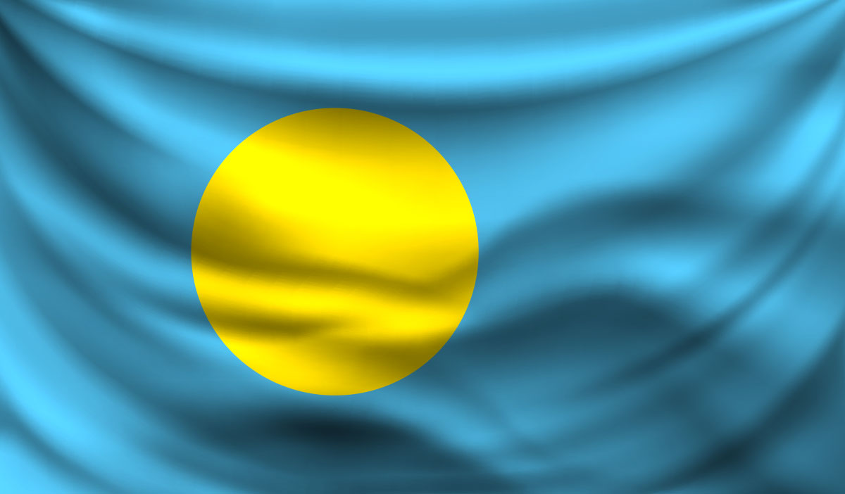 Vlag-Palau