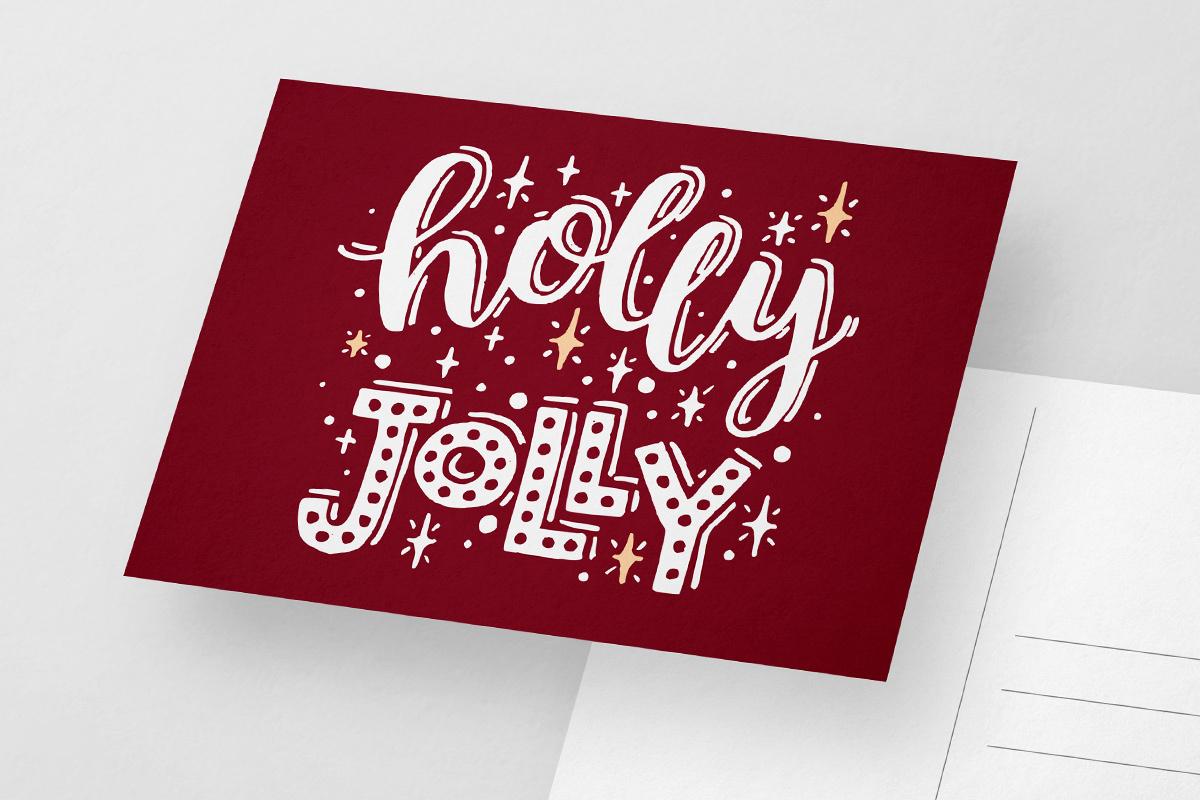featured kerstkaarten-templates-handletteren card-11