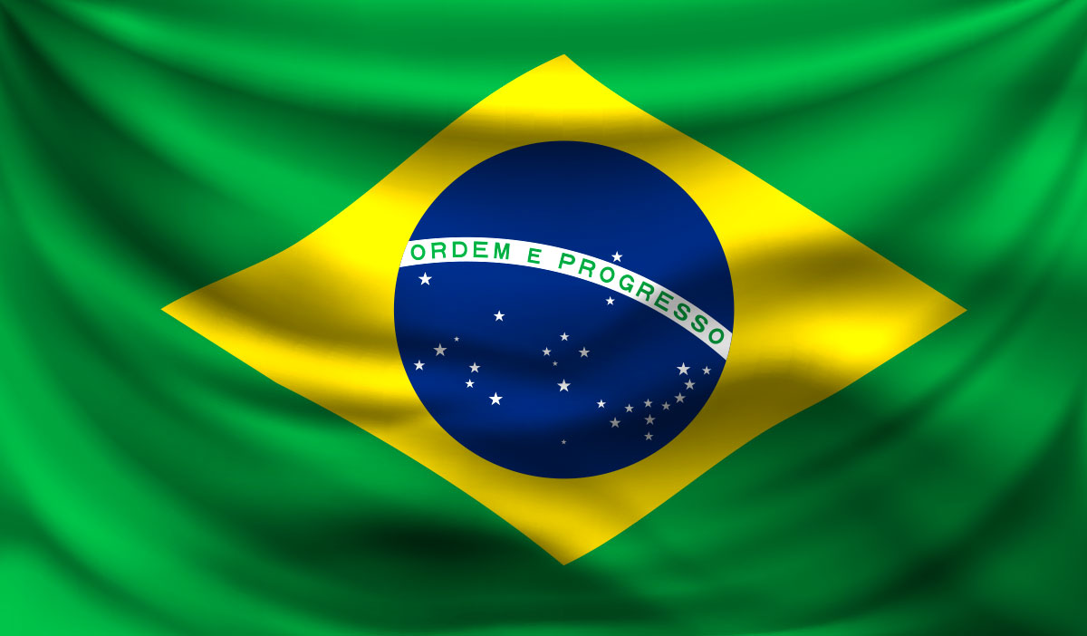 Vlag-Brazilie