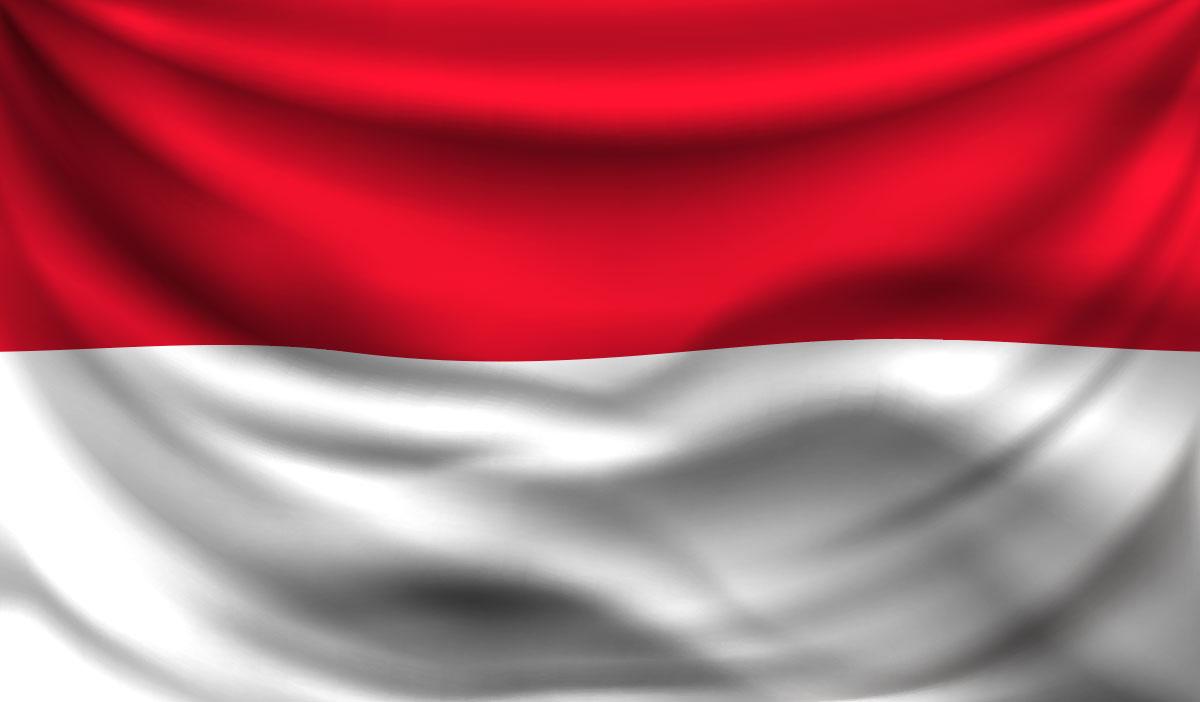 Vlag-Indonesie