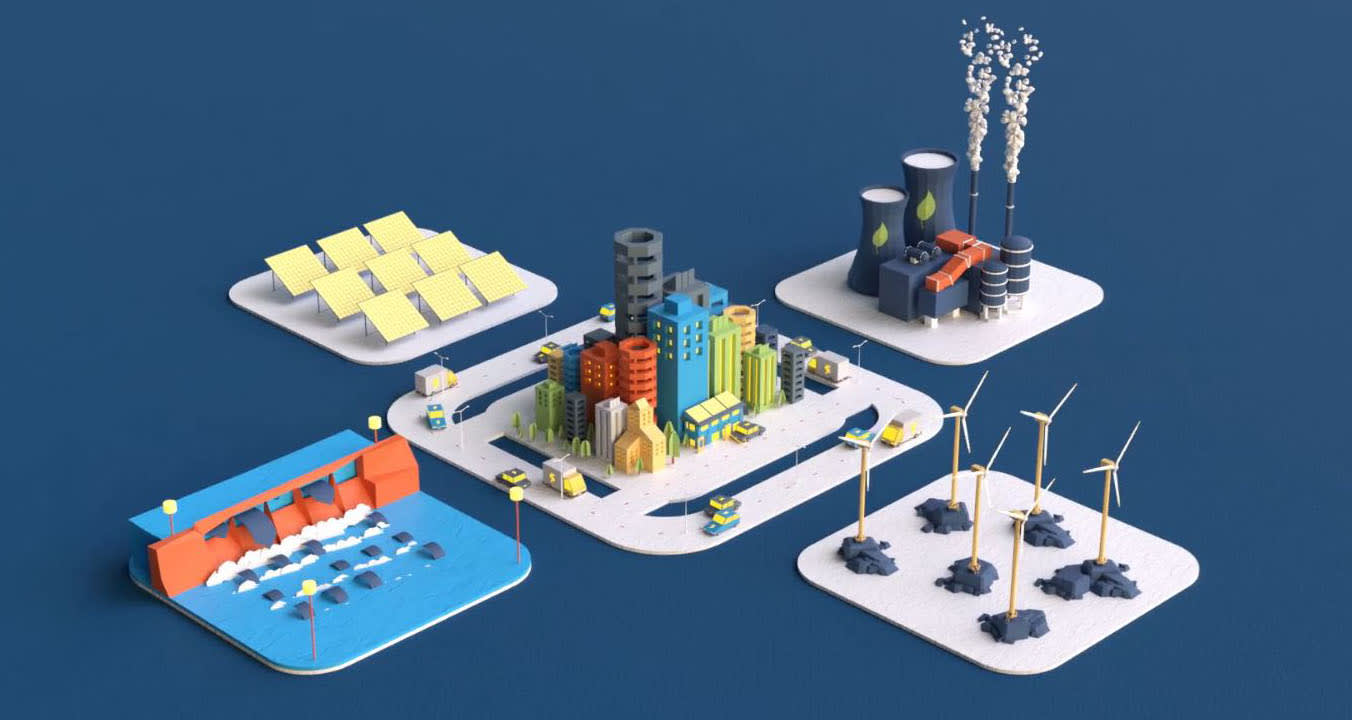 Flexible, reliable and efficient energy: Why we need a smarter grid - Hero Image