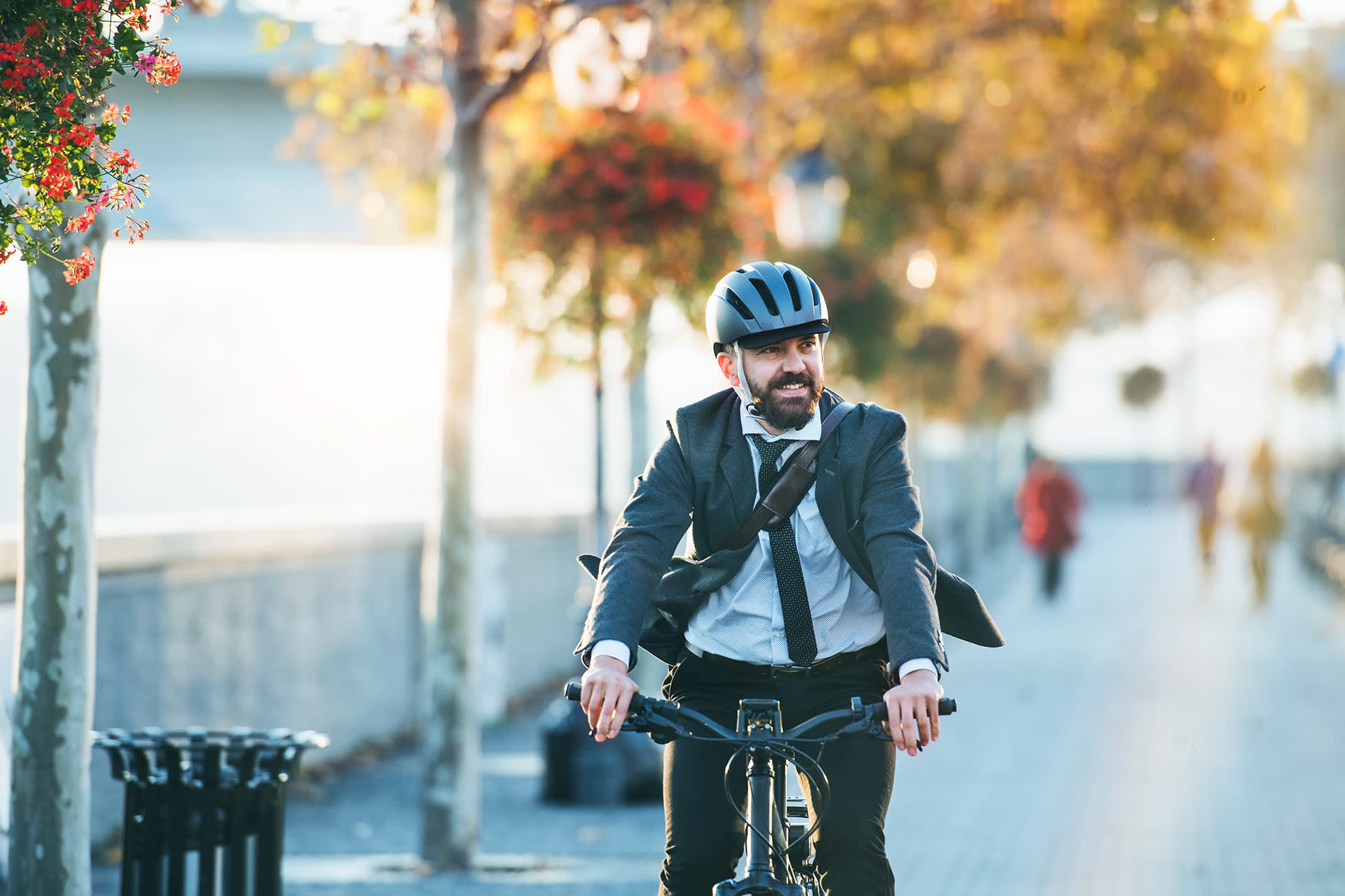 Eccentric Energy - Moving towards a low carbon future with pedal power