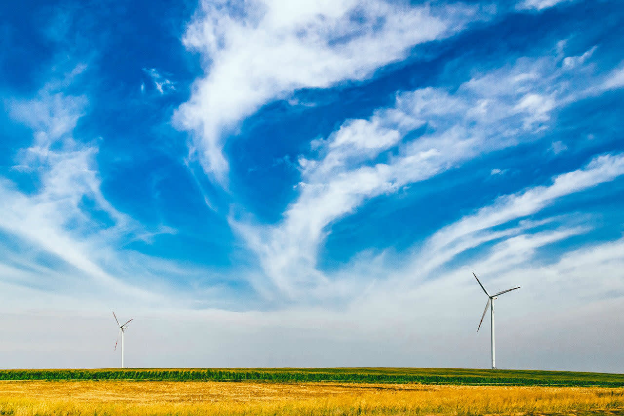 Wind blows away day ahead prices image