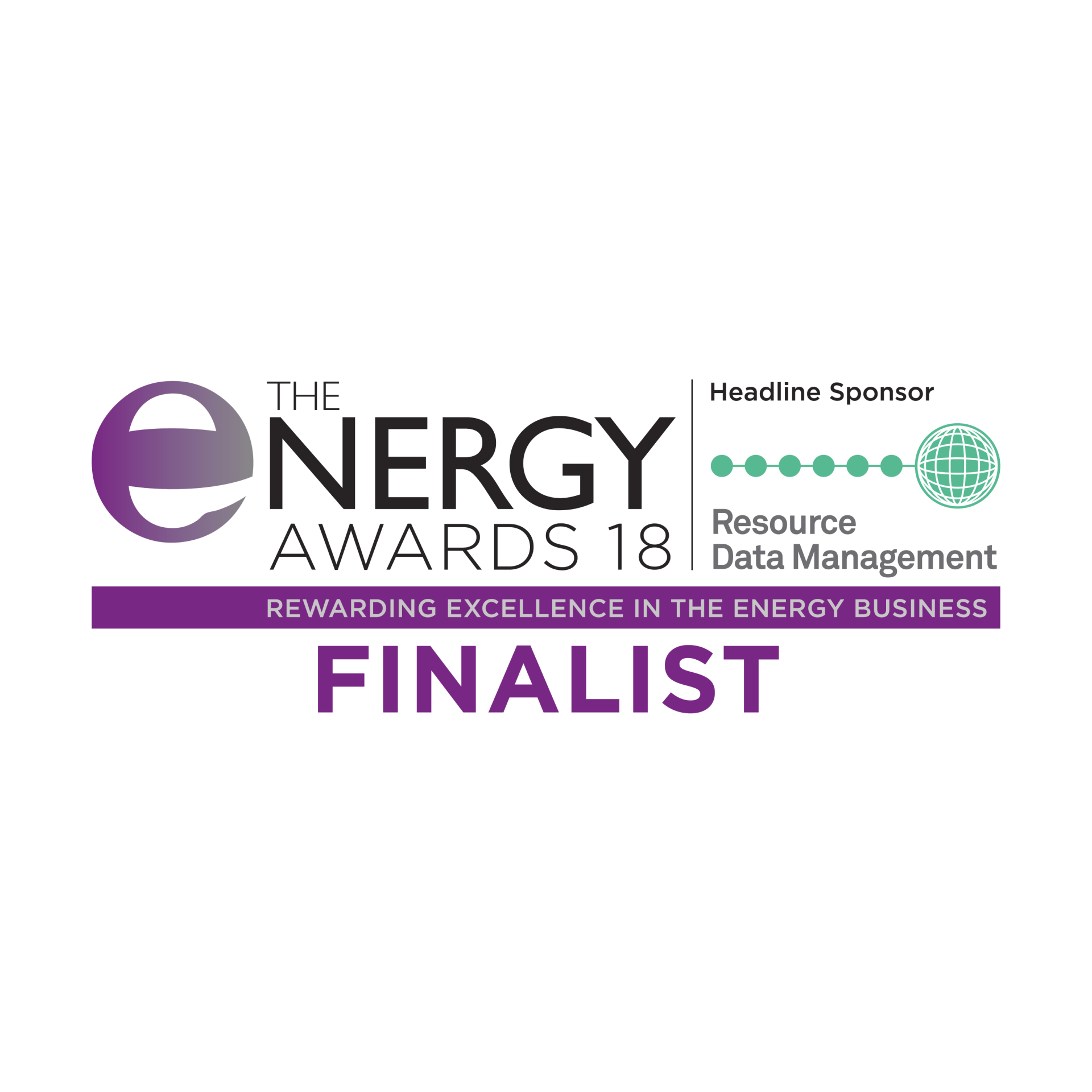 Energy Event Awards Participation Logo - Finalist - square