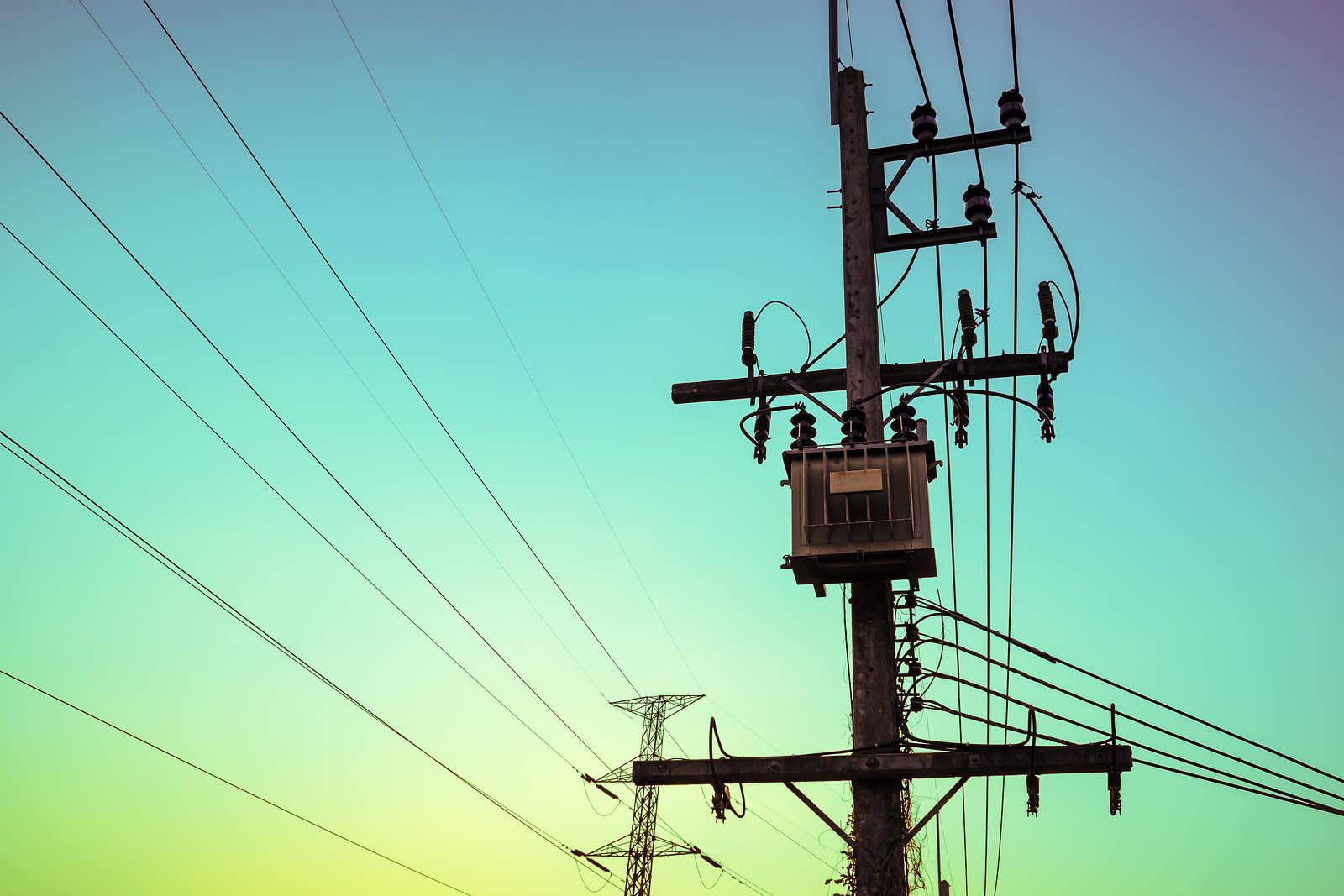 PPA - electricity pylon