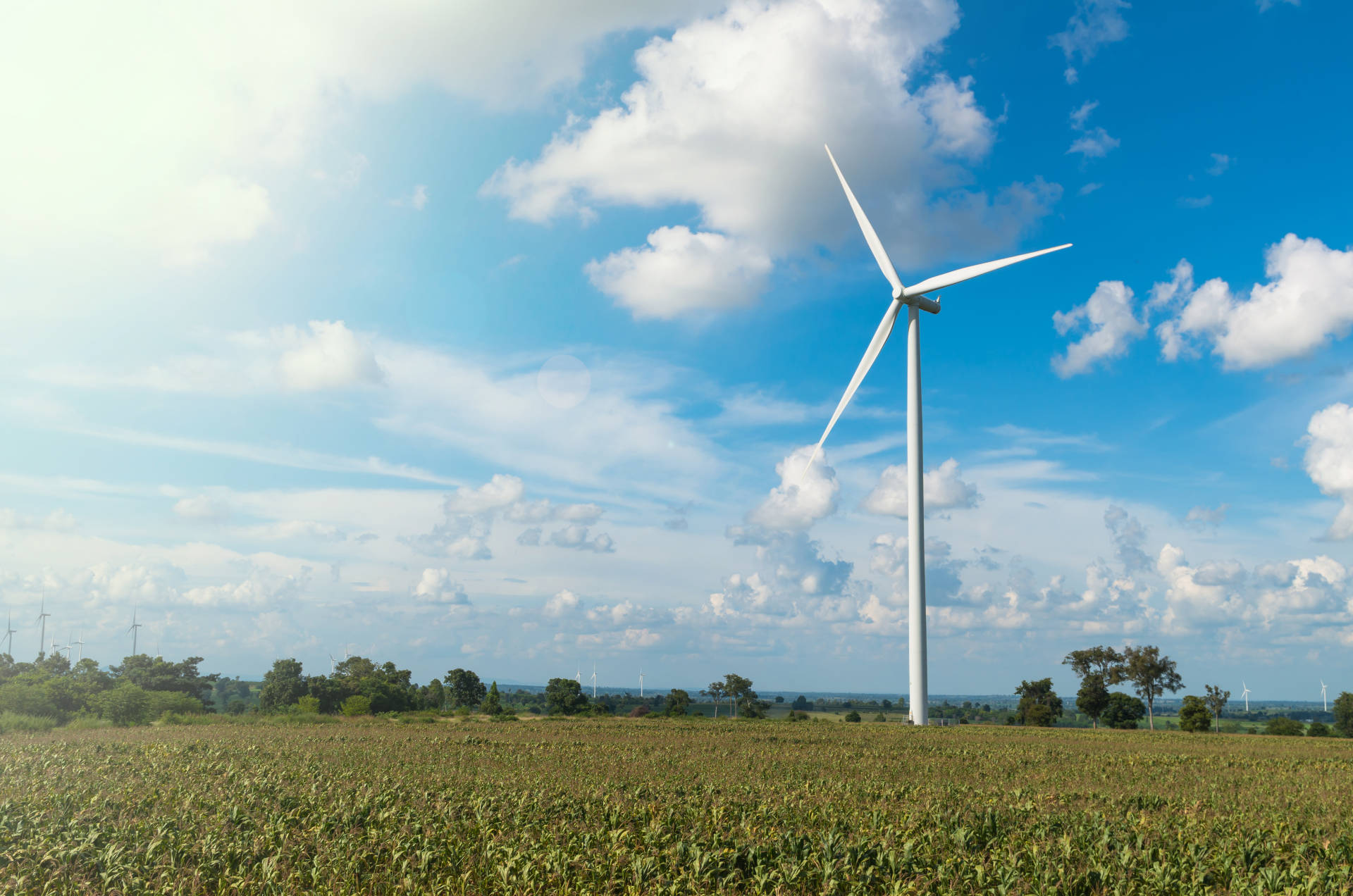 Fluctuating wind output blows UK power prompt up and down