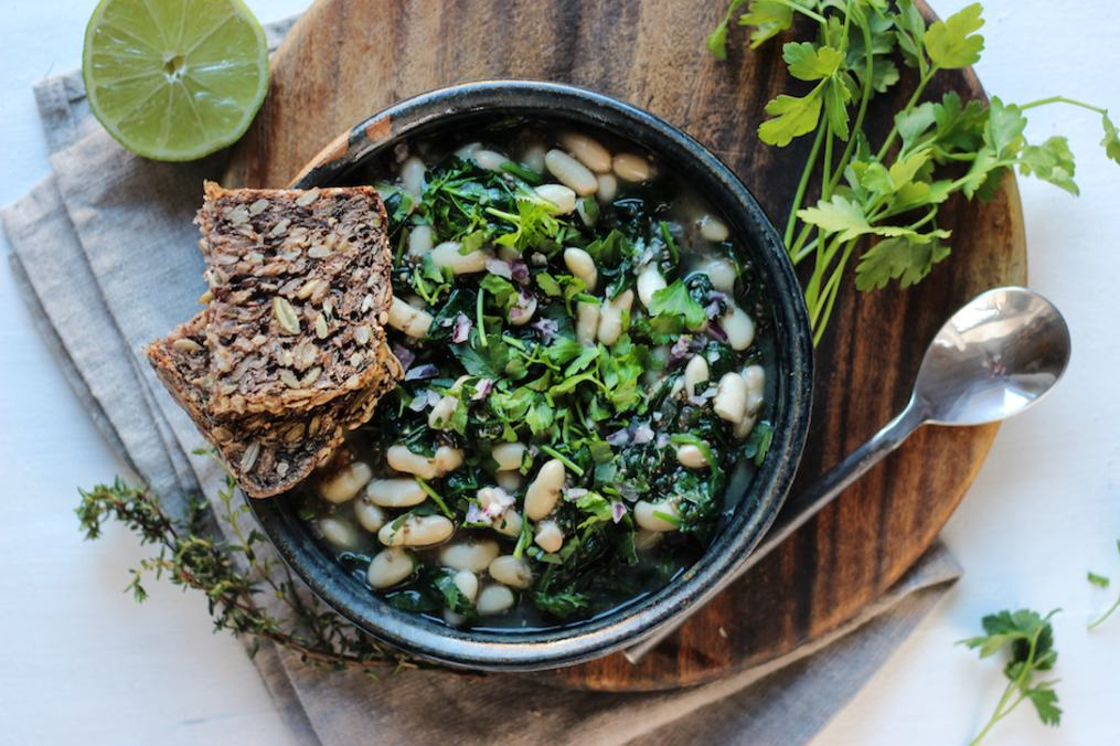 Chia Bean Spinach Stew 3 copy