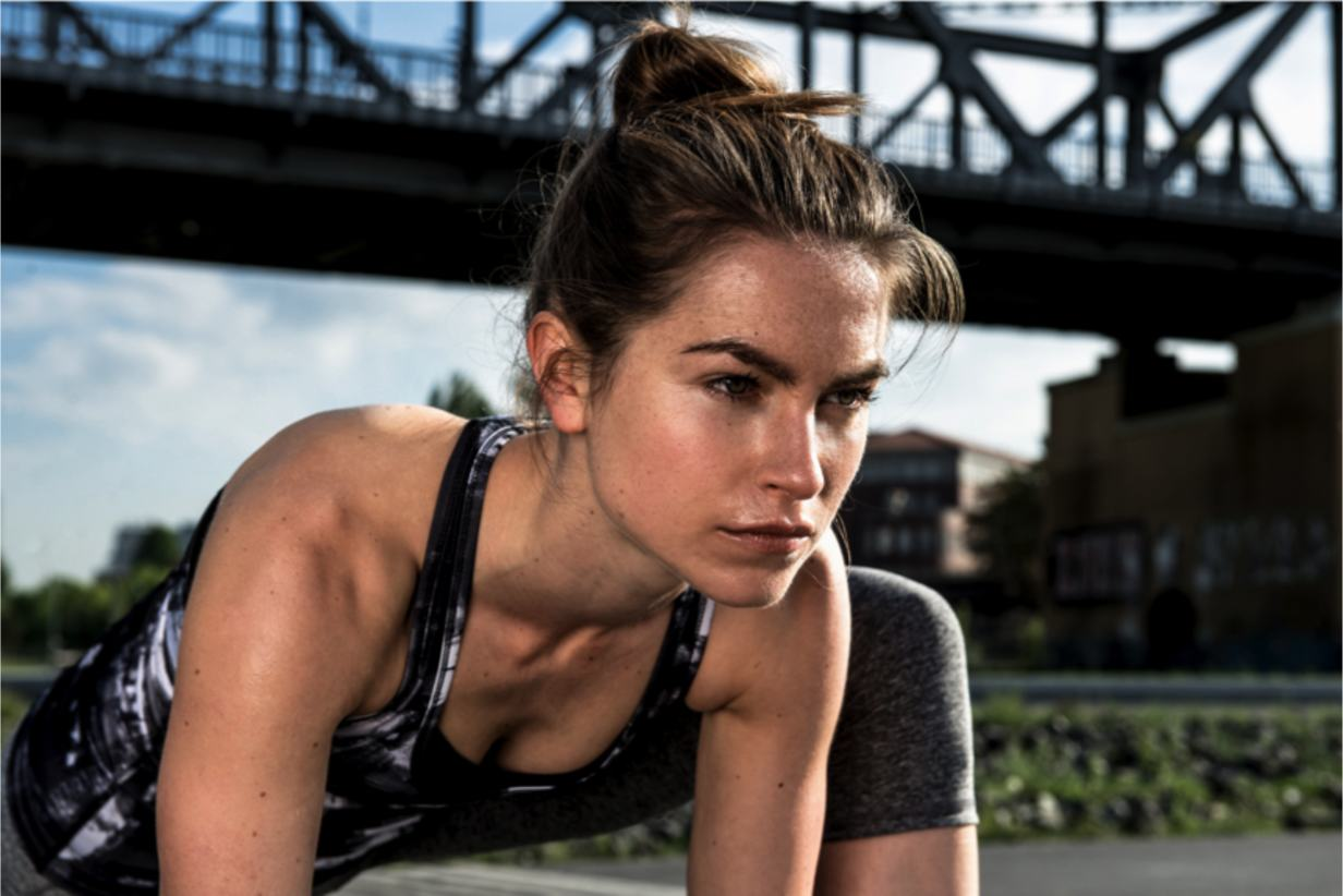 Freeletics women campaign