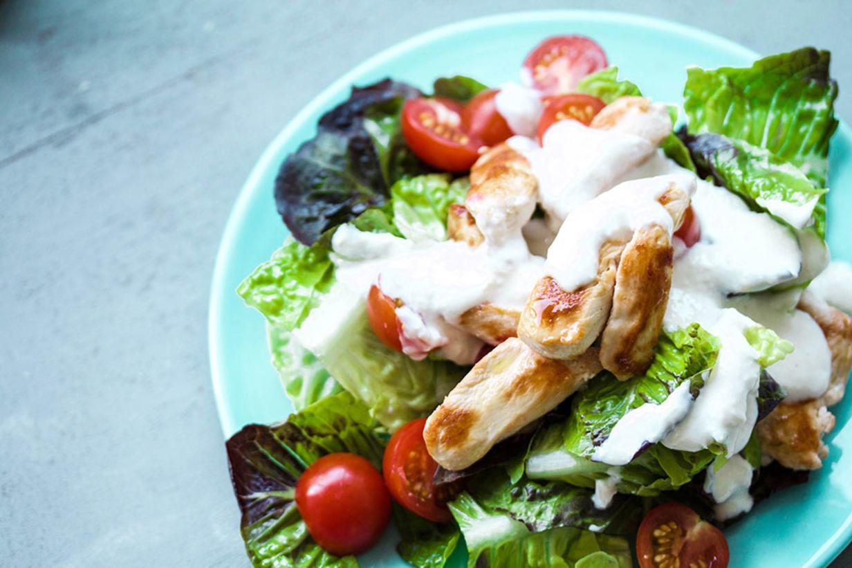 classic caesars salad