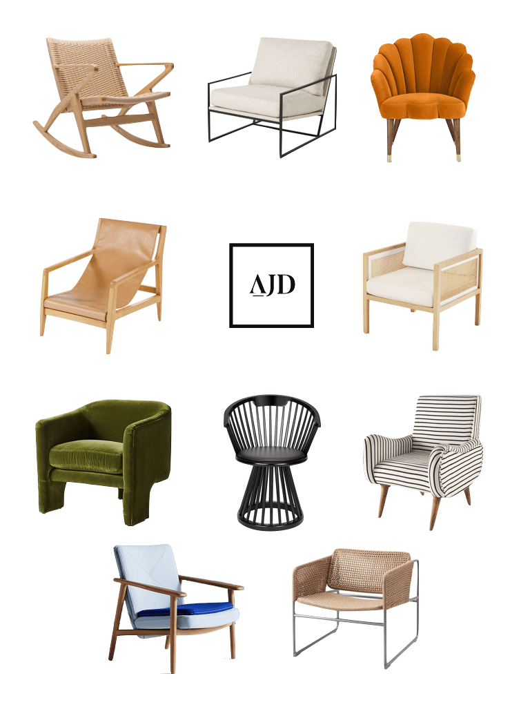 Peachy 10 Great Accent Chairs Under 500 Ocoug Best Dining Table And Chair Ideas Images Ocougorg