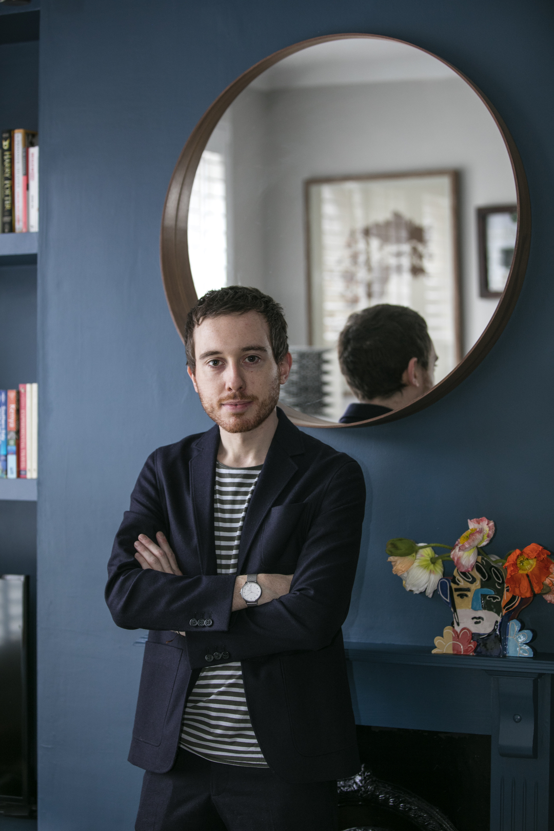 Andrew Jonathan Griffiths, founder of Andrew Jonathan Design, an interior design studio operating in London, Bristol & Bath.