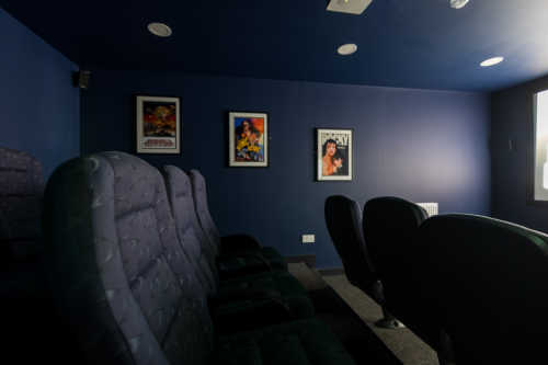 Sir Thomas Cinema Room