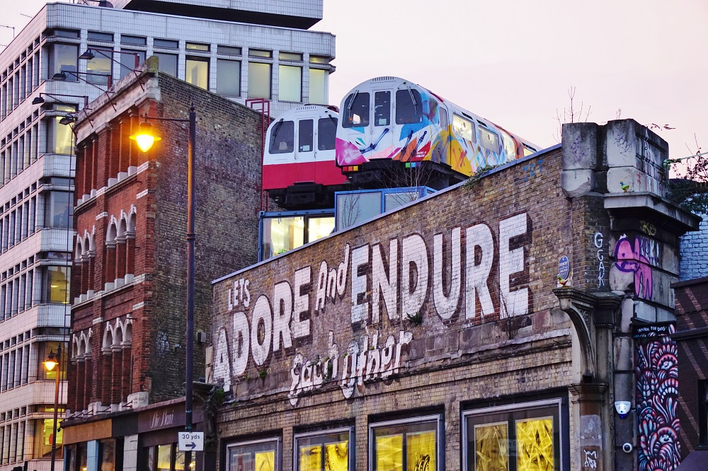 Shoreditch Old Street
