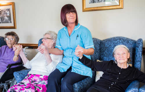 Doncaster care home property