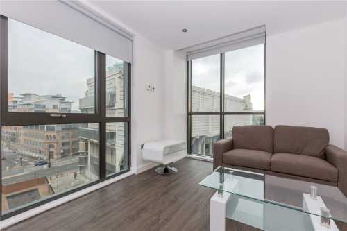 Sheffield Central Studio apartment for sale