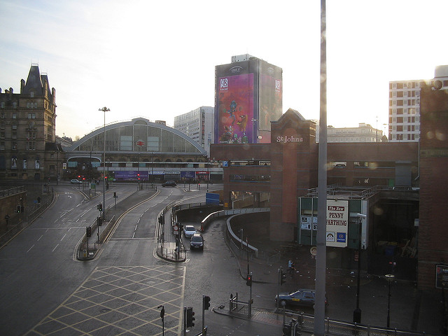 Liverpool Lime Street
