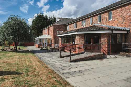High Peak Care Home 5