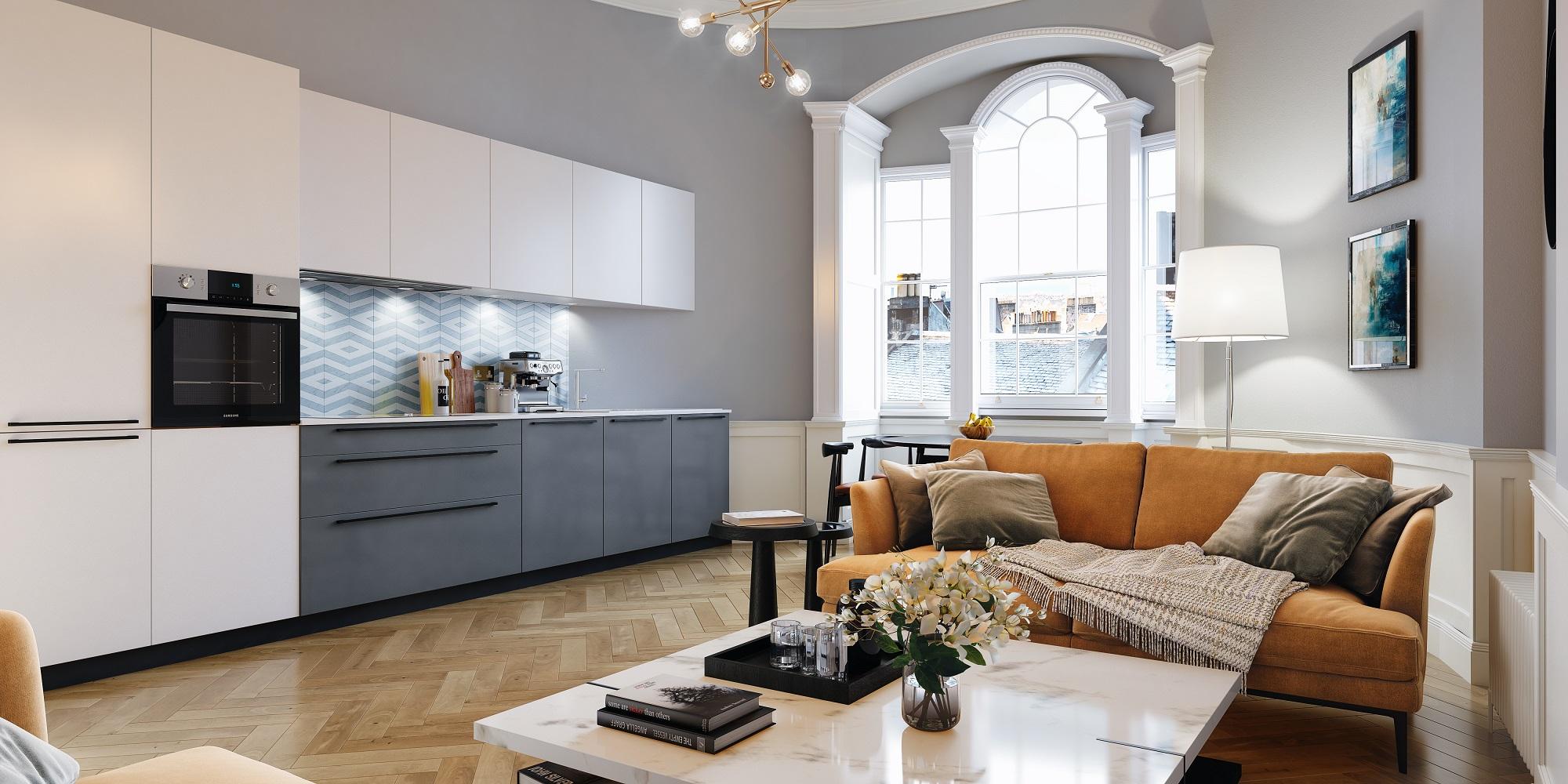 53 George Street Edinburgh buy to let property