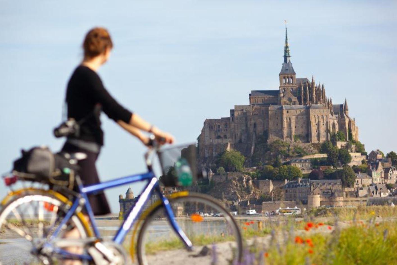フランス観光とサイクリング