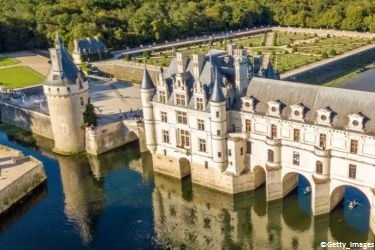Schloesser der Loire © Getty Images