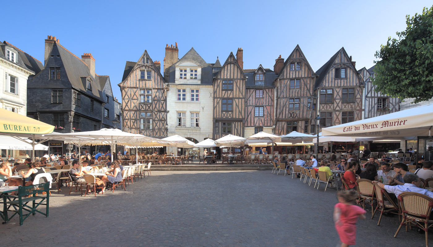 Tours - Tours france