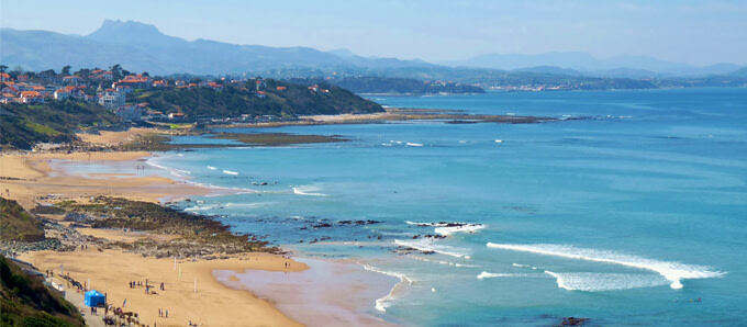 Pays-Basque bidart