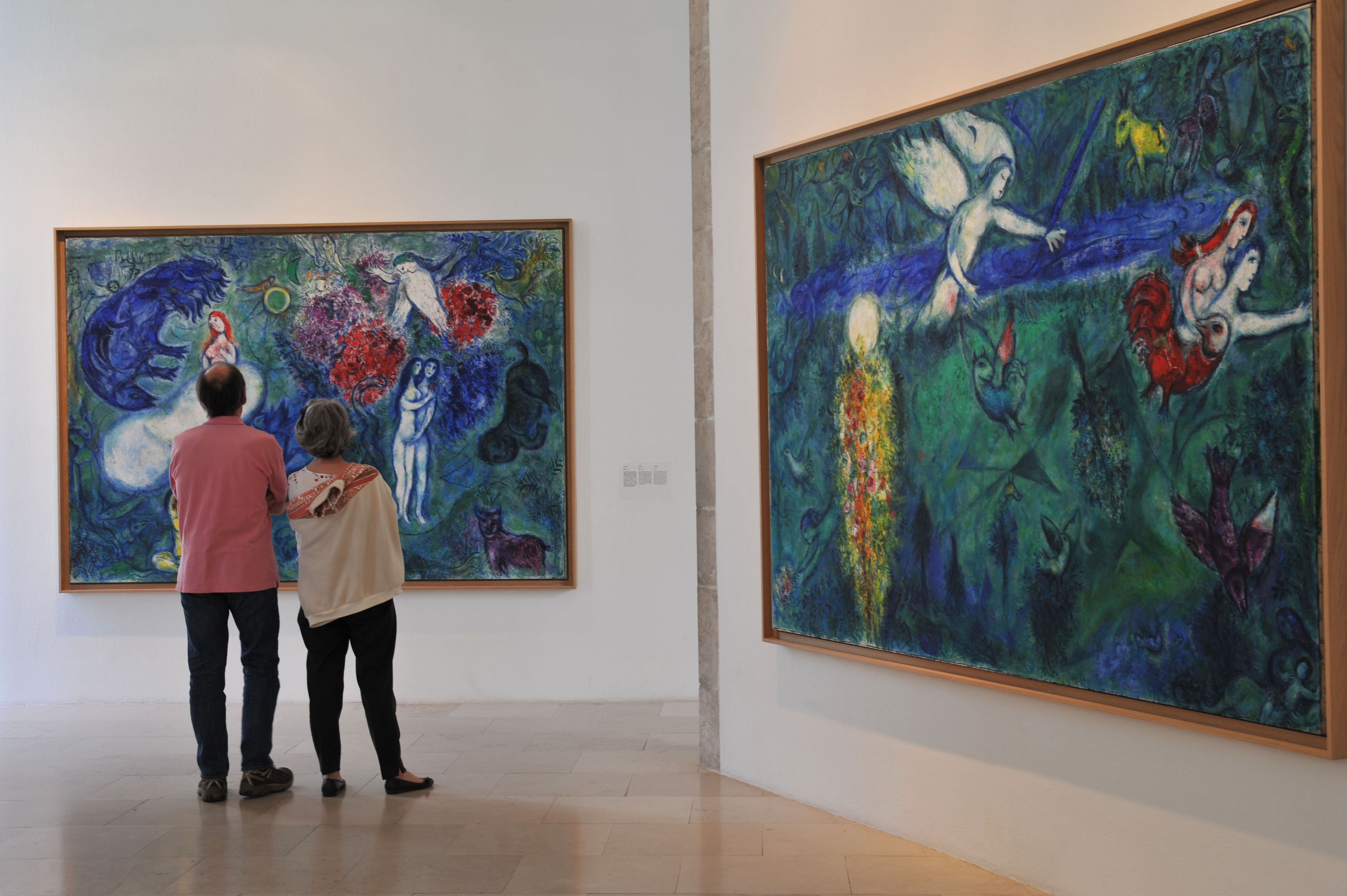 Staatliches Museum Marc Chagall In Nizza