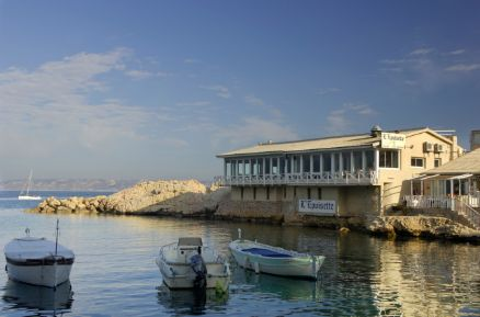Restaurant l'Epuisette, Marseille