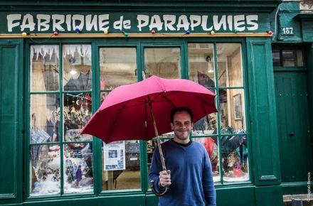 Fabrique de parapluie