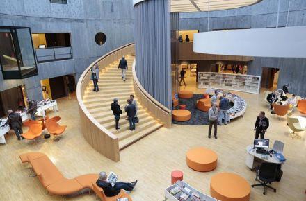 Bibliotheque Niemeyer OTAH